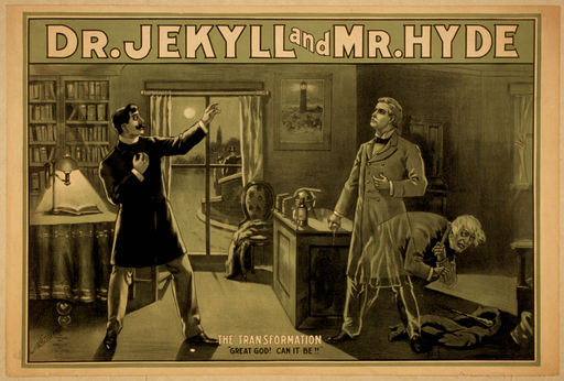 Dr. Jeckyll and Mr. Hyde Poster