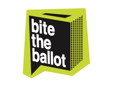 Bite the Ballot is one among several youth-led initiatives to encourage young people to exercise their vote.